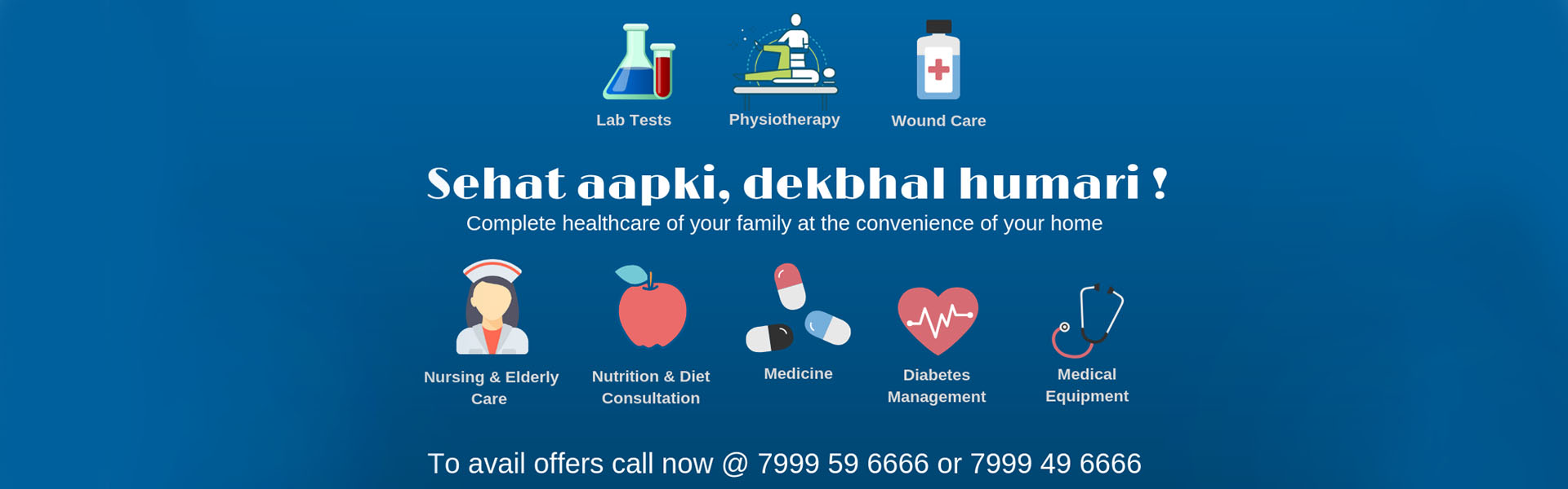 DocNok Health Care At Home : Full Body Check-up
